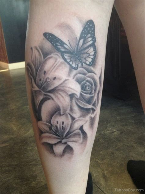 tattoo flower and butterfly designs butterfly tattoos designs pictures page 4