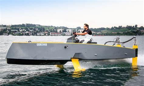 hydrofoil rib boat hydros hy x retractable hydrofoil boat ekranoplan hidro