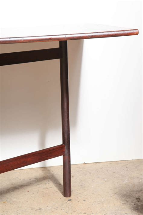 Dining Room Tables With Folding Leaves Compact Folding Rosewood Drop Leaf Dining Table At