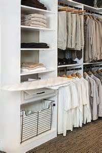 Closet Works Reviews by Ivory Custom Walk In Closet Design