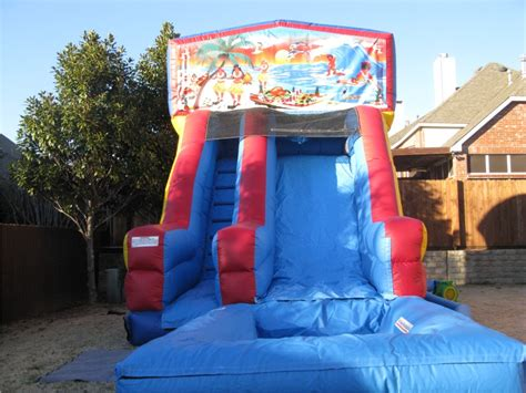 bounce house rental fort worth combo bounce house with slide rental fort worth tx party invitations ideas