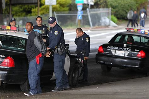 Arrest Records Oakland Ca Fewer More Burglaries In Oakland Sfgate