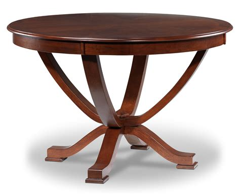 Mahogany Wood Dining Table Dining Room Rounded Dining Room Table Which Are Made Of