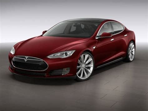 Tesla Signature Model S Elektromobil Tesla Model S