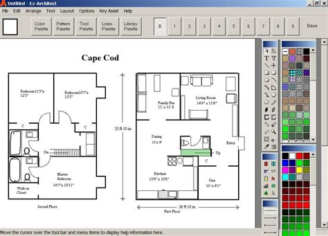 home design software free for windows 7 baixar ez architect 9 0 home design software for pcs with