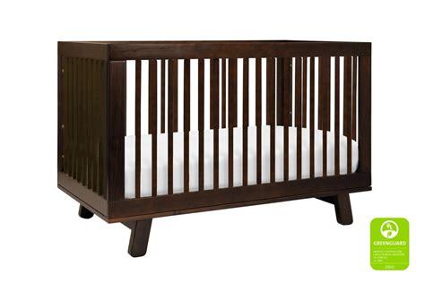 Convertible Crib Espresso Babyletto Hudson 3 In 1 Convertible Crib Espresso N Cribs