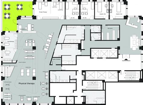 physical therapy clinic floor plans 10 best images about physical therapy center design on pinterest physical therapy mind blown
