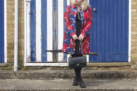 Floral Print Coat From Boden by Ootd A Beautiful Coat Fashion For Lunch