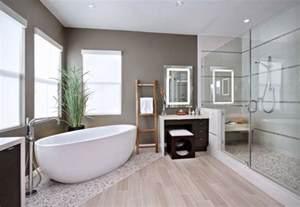 gestaltung badezimmer ideen kreative ideen f 252 r den boden im bad