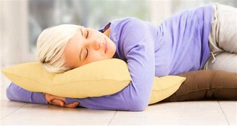 Sleeping On The Floor Without A Pillow by Stress Level Decreases By Sleeping On Ground 1 News