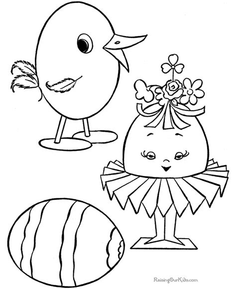 easter coloring pages for pre k easter coloring pages for child 011