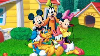 mickey mouse friends background wallpapers13