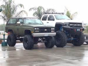 buy new chevrolet k5 blazer lifted 8 lug on 44s in gregory