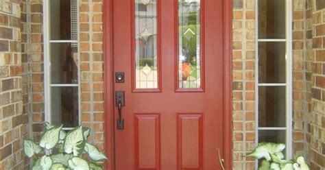 cinnamon cherry color front door color cinnamon cherry from behr front door