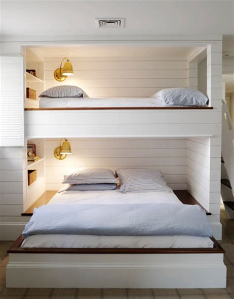 Built In Bunk Bed Ideas 7 Built In Bunk Beds Ideas For Your Bedroom Style Beufl Bedroom Furniture Reviews