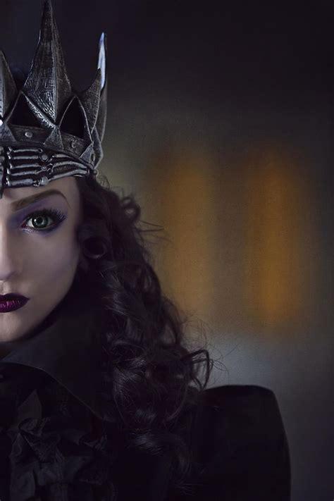 fantasy leather crown dark queen by aetherwerk she s a evil queen by kim zier on 500px women s beauty