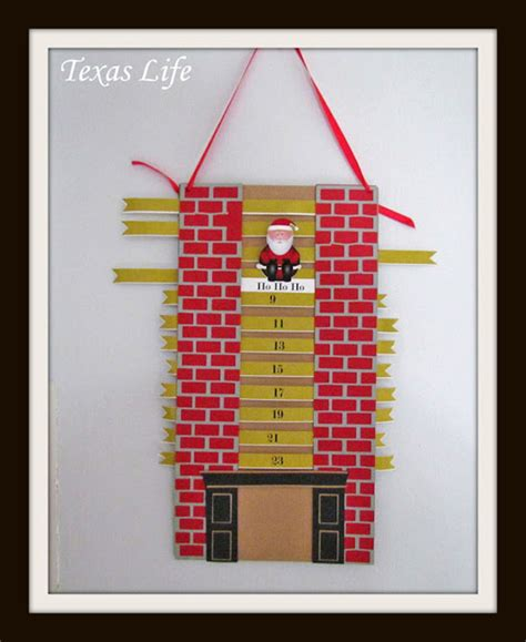 Handmade Calendars Ideas - handmade gift exchange feature advent calendars gift
