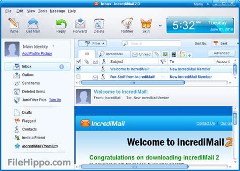 download incredimail 2 build 5253 filehippo com