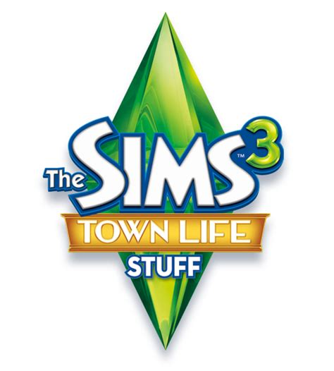 sims  town life stuff