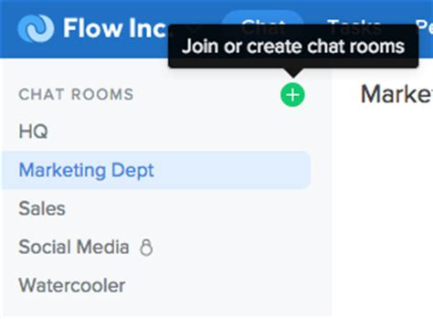 join the chat room joining chat rooms flow