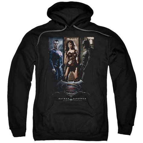 Hoodie Batman Abu 2 batman v superman 3 phases pullover hoodie