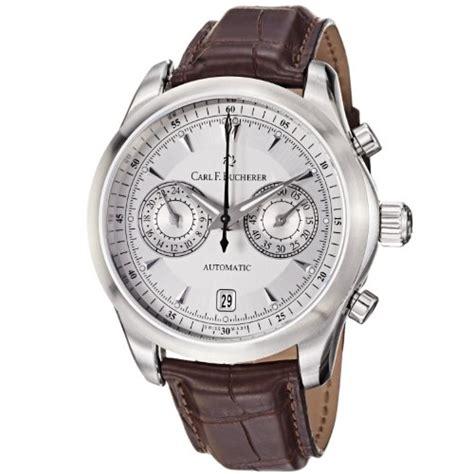 Harley Davidson Sfchrono Brown carl f bucherer s 0010910081301 manero silver chronograph brown riches