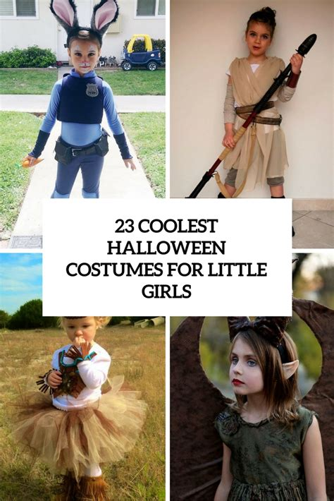 coolest halloween costumes   girls styleoholic