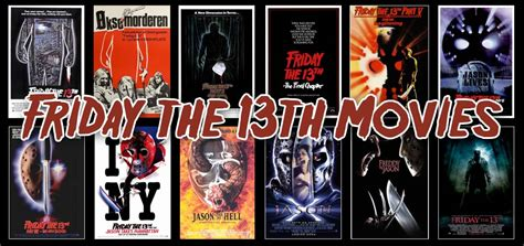 film seri friday the 13th joemama s movie reviews worst2first friday the 13th movies