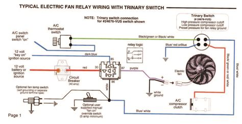ac trinary switch wiring diagram wiring diagram with