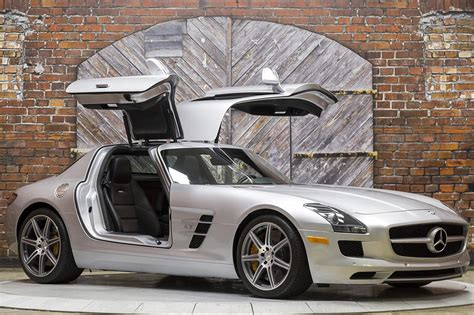 New Gullwing Mercedes by 2011 Mercedes Sls Amg Gullwing