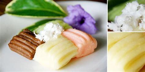 resep membuat makanan jajanan pasar kuliner 10 resep jajanan pasar tradisional getuk lindri