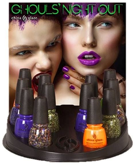 Opi Ghouls Out china glaze 2015 ghouls out collection