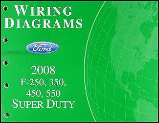 ford     super duty wiring diagram manual original