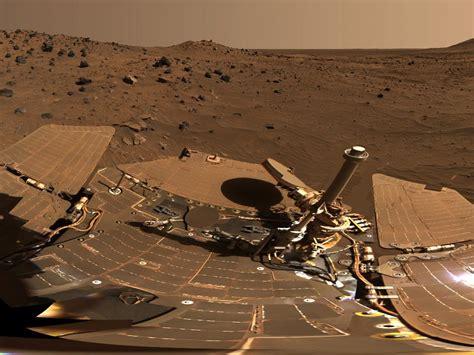 spirit mars rover cameras nasa spirit mars rover in mcmurdo panorama