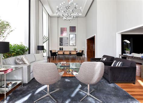 Simple But Elegant Home Interior Design by An Elegant Interior By Marcelo Mota Arquitetura 1 Homedsgn