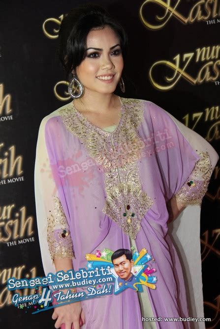 download film malaysia nur kasih gambar tiz zaqyah di malam gala nur kasih the movie