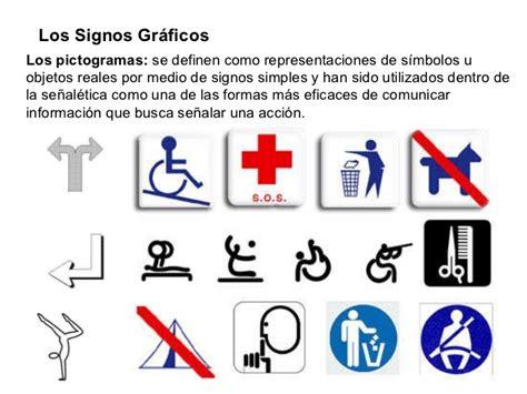 imagenes de signos visuales y su significado la comunicaci 243 n visual signos y s 237 mbolos