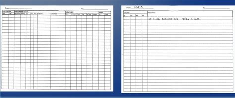 boat log book template five top tips to make your log a document and why