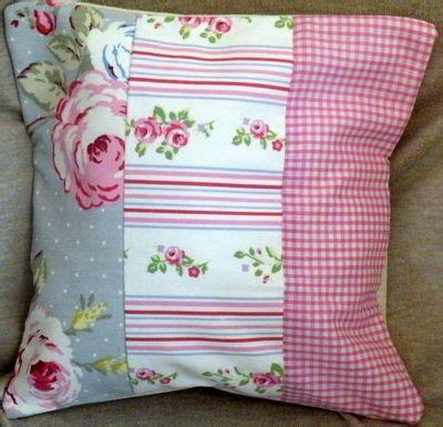 shabby chic outdoor cushions clarke clarke patch work shabby chic