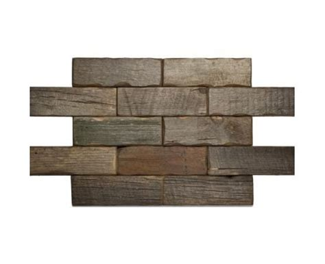 barnwood backsplash barn wood backsplash tiles no way 2x6 jpg