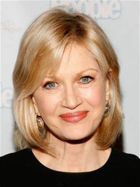 best hairstyles to give face a lift 17 best images about diane sawyer on pinterest bobs for