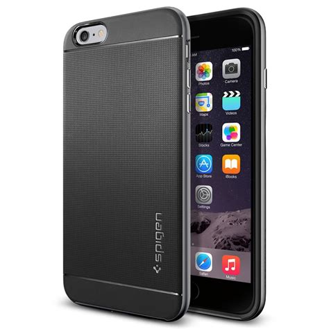 Spigen Shockproof Iphone 6 Plus Iphone6 Hardcase Iphone 6plus iphone 6 plus neo hybrid spigen