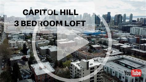 3 bedroom loft just listed by urbancondospaces 3 bedroom loft in capitol hill 949 000
