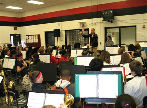 coming  sports band  granite city middle
