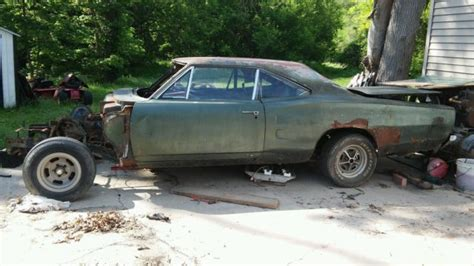 69 charger project car 69 coronet r t project car real deal mopar superbee