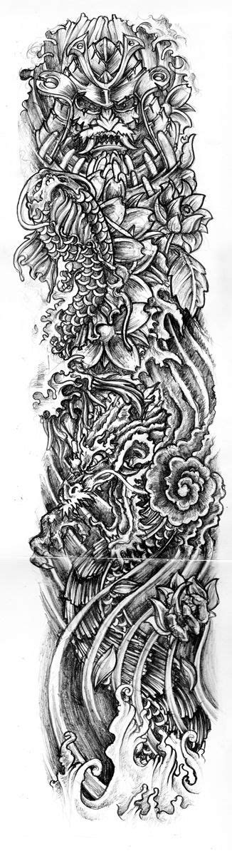 evil half sleeve tattoo designs black and white evil tattoos search tattoos