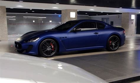 Midnight Blue Maserati Maserati Pinterest Midnight
