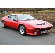 Used 1989 De Tomaso Pantera For Sale In Hampshire