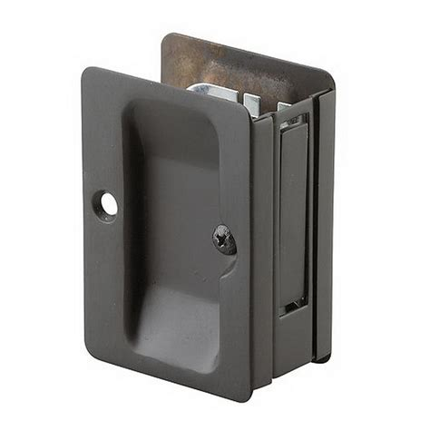 windows door hardware rubbed bronze richelieu hardware 3 7 32 in rubbed bronze pocket
