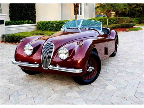 1954 jaguar xk120 se roadster 1954 jaguar xk120 se ots roadster for sale classiccars